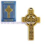 Кельтский крест – культовый защитный знак.
