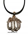 Подвеска мусульманская с надписью АЛЛАХ